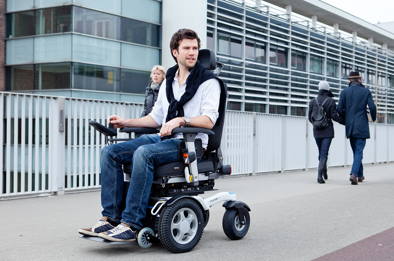 20180619 YCE Electric Wheelchair