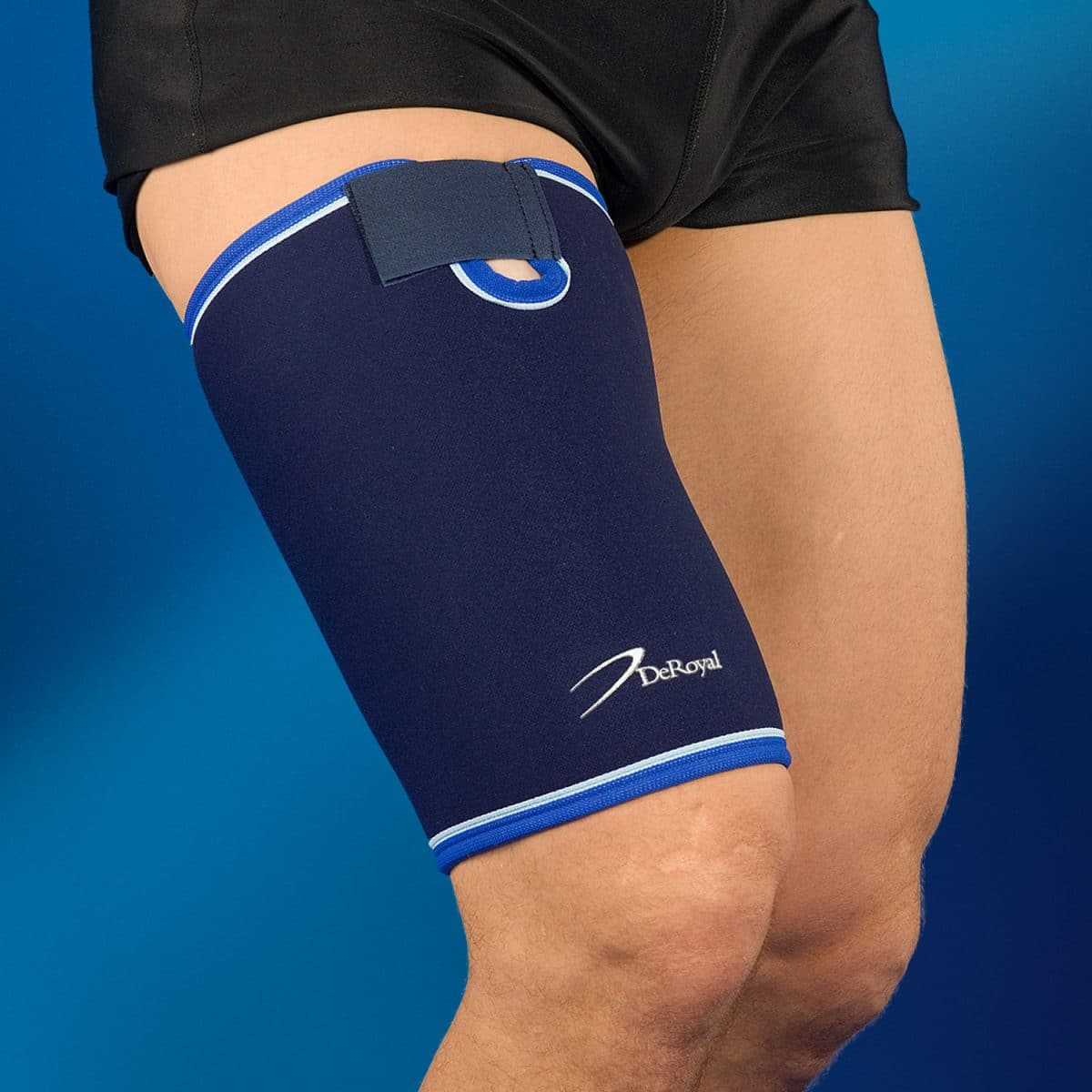 """Bandage compression cuisse """"Mediroyal"""" - Taille M"""