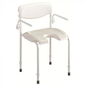 "Chaise de douche ""Alizé H2480/1"" - Invacare"