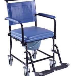 """Chaise percée sur roue """"Herdegen"""""""