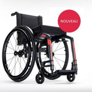 """Fauteuil roulant manuel """"Champion 2.0"""" - Küshall"""