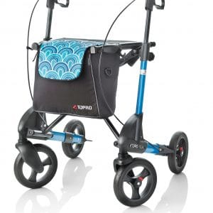 "Rollator ""Troja 2G Premium"" M - TOPRO"