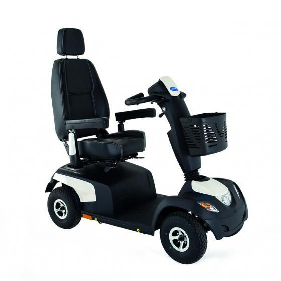 "Scooter ""Comet Alpine+"""