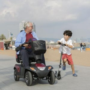 """Scooter """"Orion Pro"""" - Invacare"""