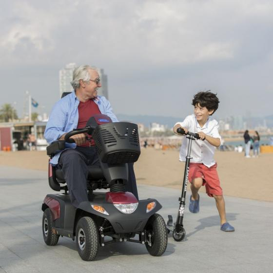 "Scooter ""Orion Pro"" - Invacare"